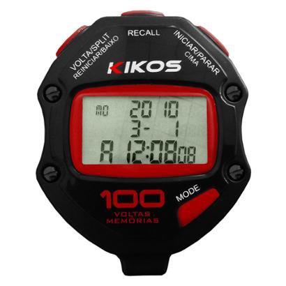 Cronômetro Kikos 100 Voltas