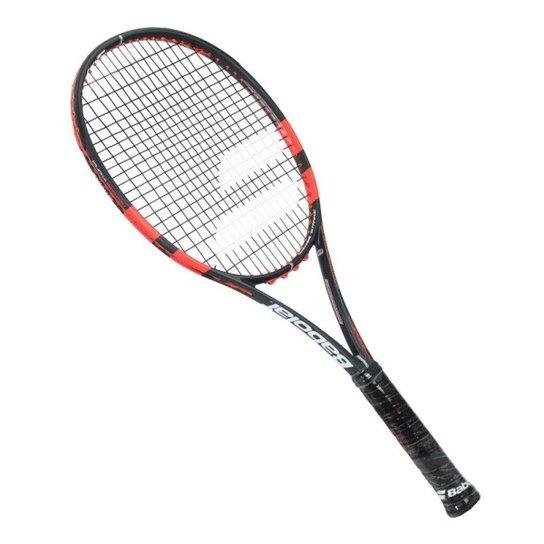 4966a6a38 Raquete Babolat Pure Strike 98 - 16x19 - 305g - Preto+Vermelho