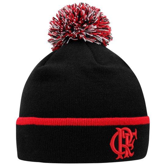 d894bce072c0f Gorro New Era Flamengo Fold Over - Preto+Vermelho