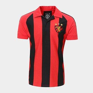 5691178119 Camisa Polo Sport Recife Comemorativa Masculina