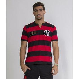 Camiseta Braziline Flamengo Tri Zico - Compre Agora  d898c8d694734