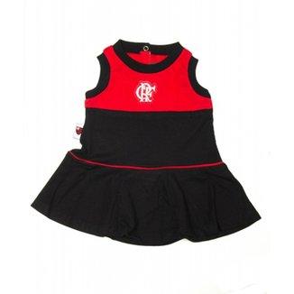 Compre Vestido Flamengo Infantilvestido Flamengo Infantil Online ... 6606073859b3c