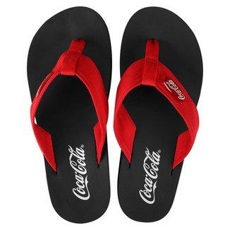 Chinelo Coca-Cola Deck 875cf50cf89c6