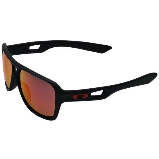 0cdeb38a4db1c Óculos Oakley Dispatch 2 Edição Especial Jewel Colection - Iridium - Preto +Vermelho