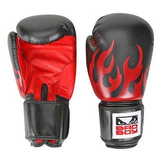 64c1e4acf Luva de Boxe Muay Thai Treino Bad Boy 12 OZ