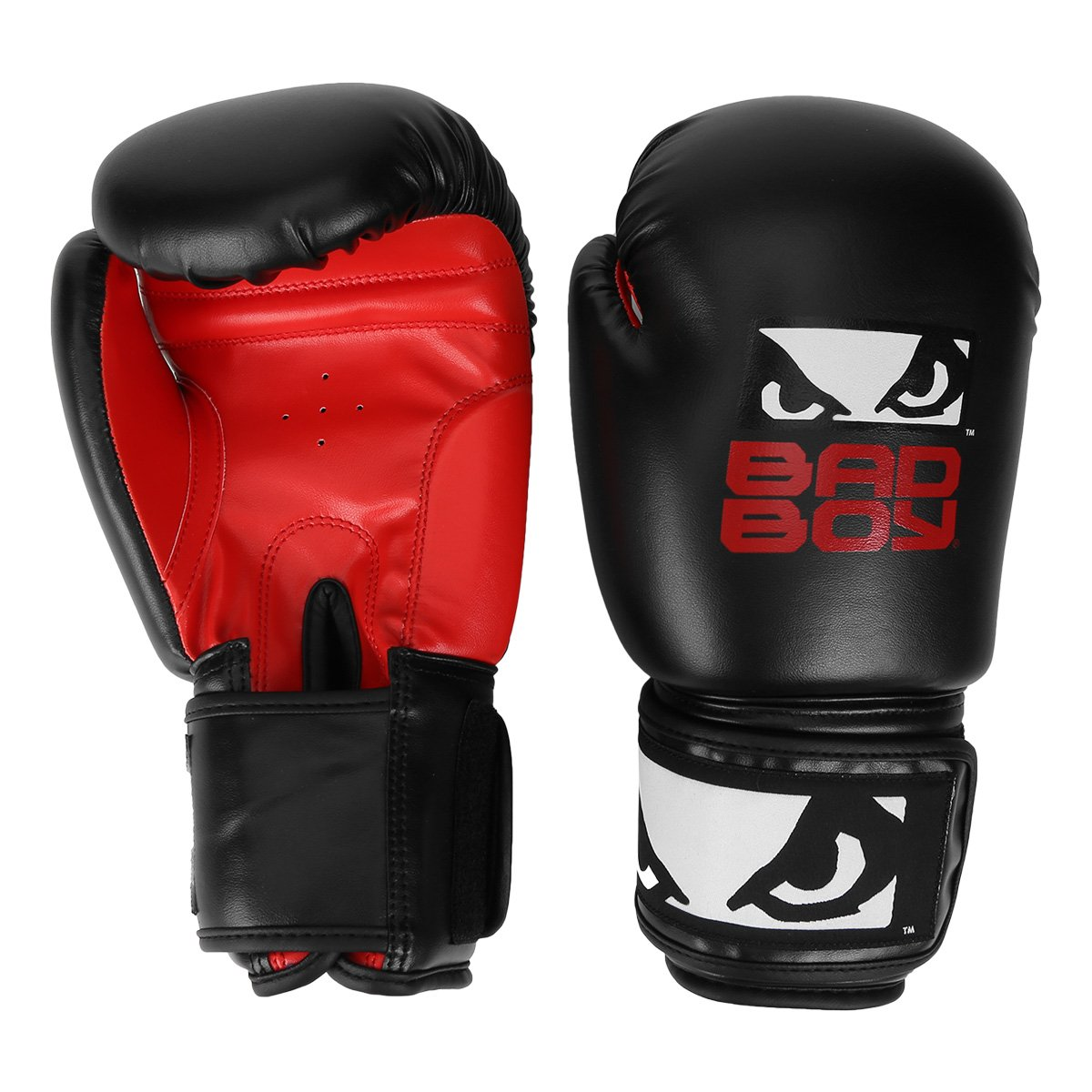 7fb220ec2 FornecedorNetshoes. Luva de Boxe Muay Thai Treino Bad Boy 12 OZ