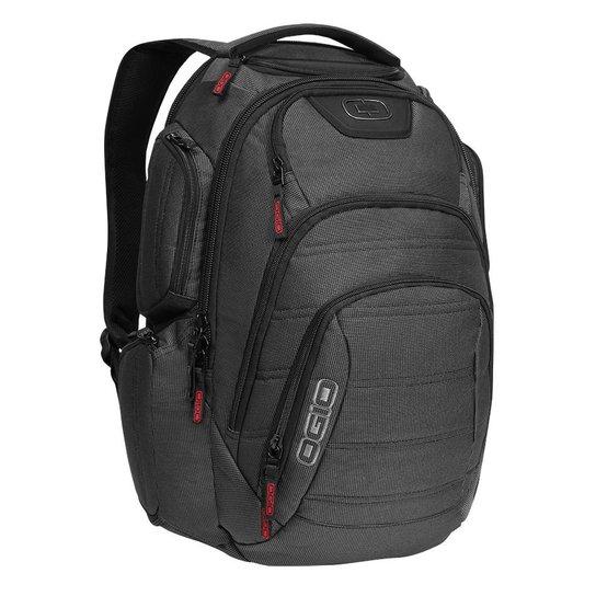 18f177018 Mochila Ogio Renegade Rss Pack - Preto e Vermelho | Netshoes