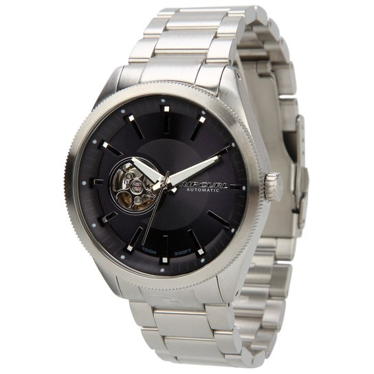 7f61f8b7bd7 Relógio Rip Curl The Civilian Automatic - Prata - Compre Agora ...