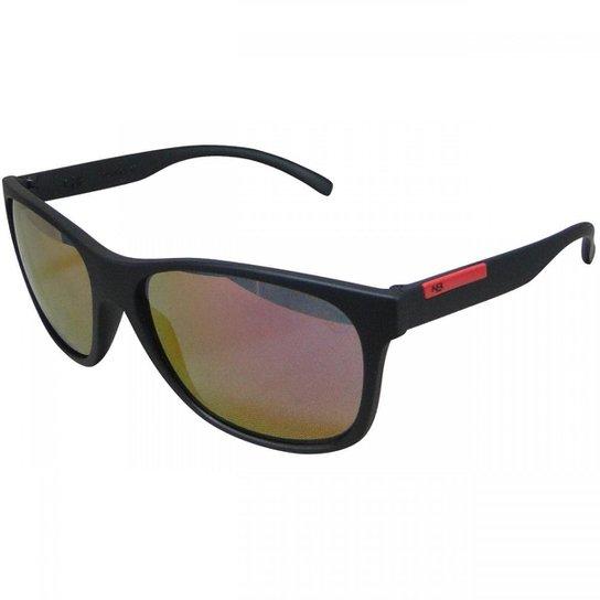 f4c74665c Oculos HB Underground - Preto e Vermelho | Netshoes