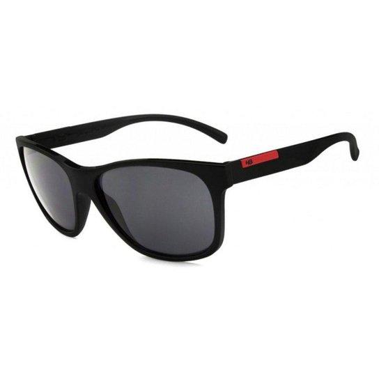 Óculos de Sol HB Underground - Preto e Vermelho - Compre Agora ... f344382683