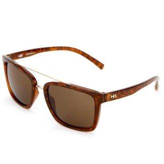6ef4baf7a1883 Óculos de Sol HB Spencer Havana Turtle