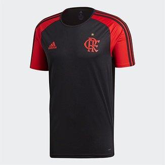 63fe75dc80 Camisa Flamengo I 2018 s n° Réplica Torcedor Fan Adidas Masculina