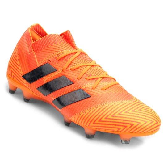 Chuteira Campo Adidas Nemeziz 18 1 FG - Compre Agora  0e7f6436b1cc3