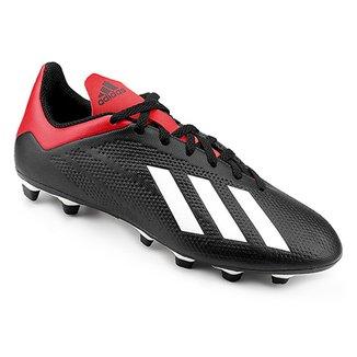 Compre Chuteira Adidas F10 Vermelha Adidas Chuteiras Null Online ... b24f868046c06