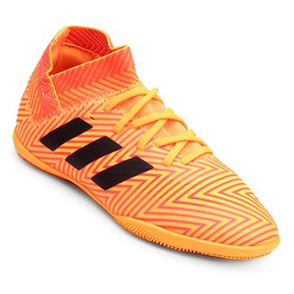 Chuteira Futsal Infantil Adidas Nemeziz Tango 18 3 IN 3f0d27cd8dc81