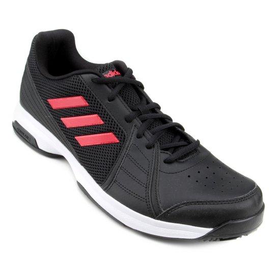 837db693bd Tênis Adidas Approach Masculino - Preto e Vermelho | Netshoes