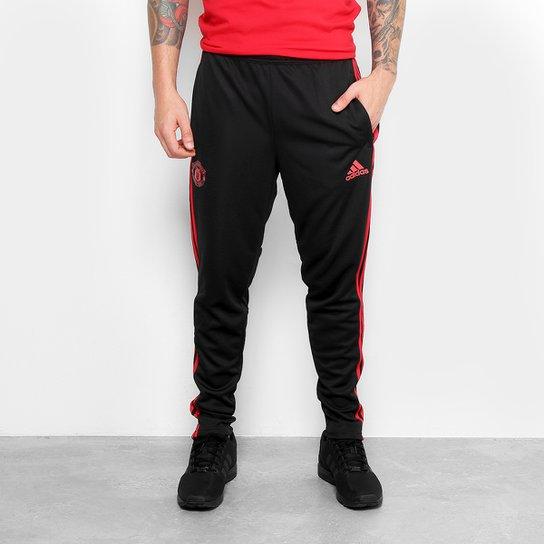 70b0cf143 Calça Manchester United Treino Adidas Masculina - Compre Agora ...