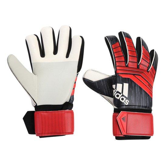 Luva de Goleiro Adidas Predator League - Preto+Vermelho 596e63ff248f5