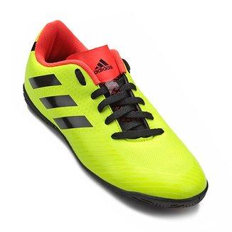 3f456c84c9a33 Chuteira Futsal Infantil Adidas Artilheira III IN