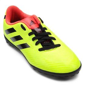 5c12da632b -16%. (9). Chuteira Society Infantil Adidas Artilheira III TF