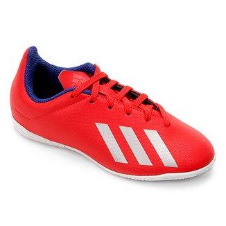 release date c565f 778f1 Chuteira Futsal Infantil Adidas X Tango 18.4 IN