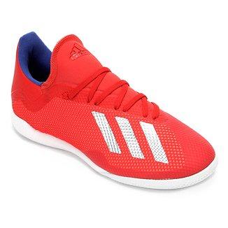 5e469be823 Chuteira Futsal Adidas X 18.3 IN