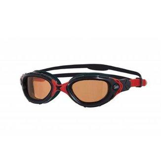 Óculos De Natação Zoggs Predator Flex Lente Polarizada Ultra f121635234