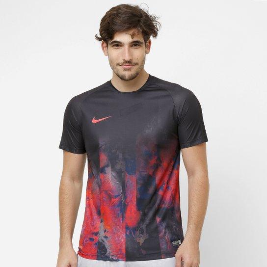 1166297ef4 Camiseta Nike CR7 Flash - Preto+Vermelho