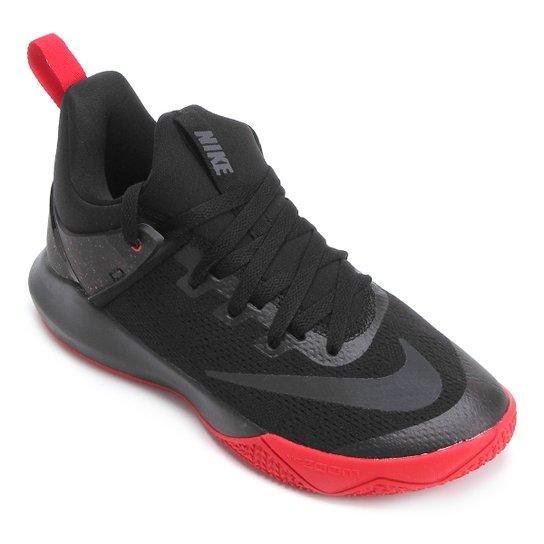 Tênis Nike Zoom Shift Masculino - Preto e Vermelho - Compre Agora ... 5f8a820c663