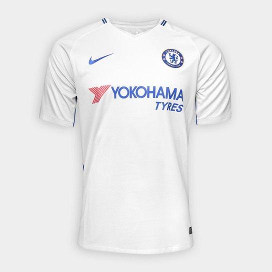 Camisa Chelsea Away 17 18 s n° - Torcedor Nike Masculina - Compre ... 435ac1053bb43