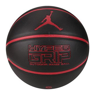 Bola Basquete Nike Jordan Hyper Grip 4P Tam 7 e3050c0d5120e