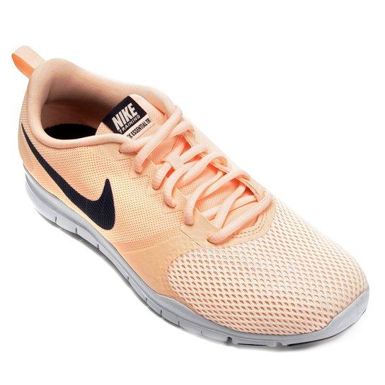 5588e57d5e69b Tênis Nike Flex Essential TR Feminino - Salmão - Compre Agora