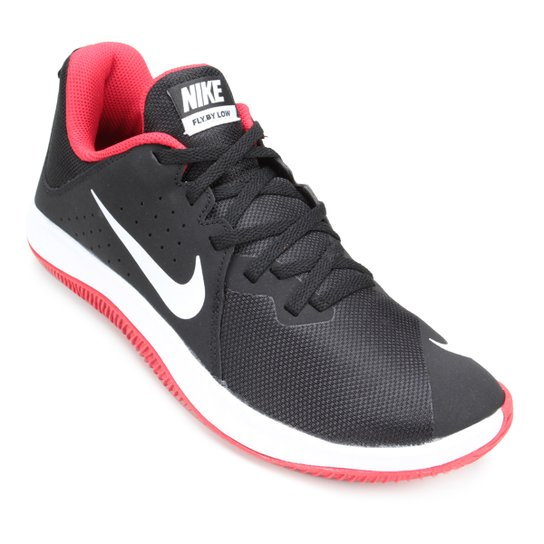 ee66982a71 Tênis Nike Fly.By Low Masculino - Preto | Netshoes
