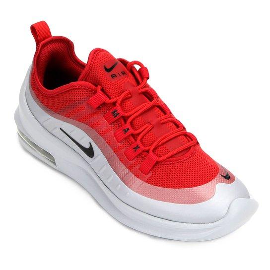 Tênis Nike Air Max Axis - Vermelho e Off White - Compre Agora  e4b4ac10cbb74