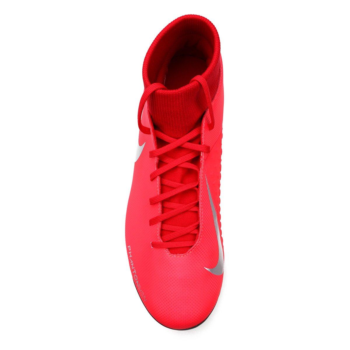 b6c537cbe3 Chuteira Campo Nike Phantom Vision Club FG