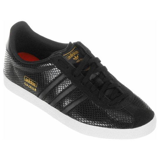 10e92866ad Tênis Adidas Gazelle Og W - Compre Agora