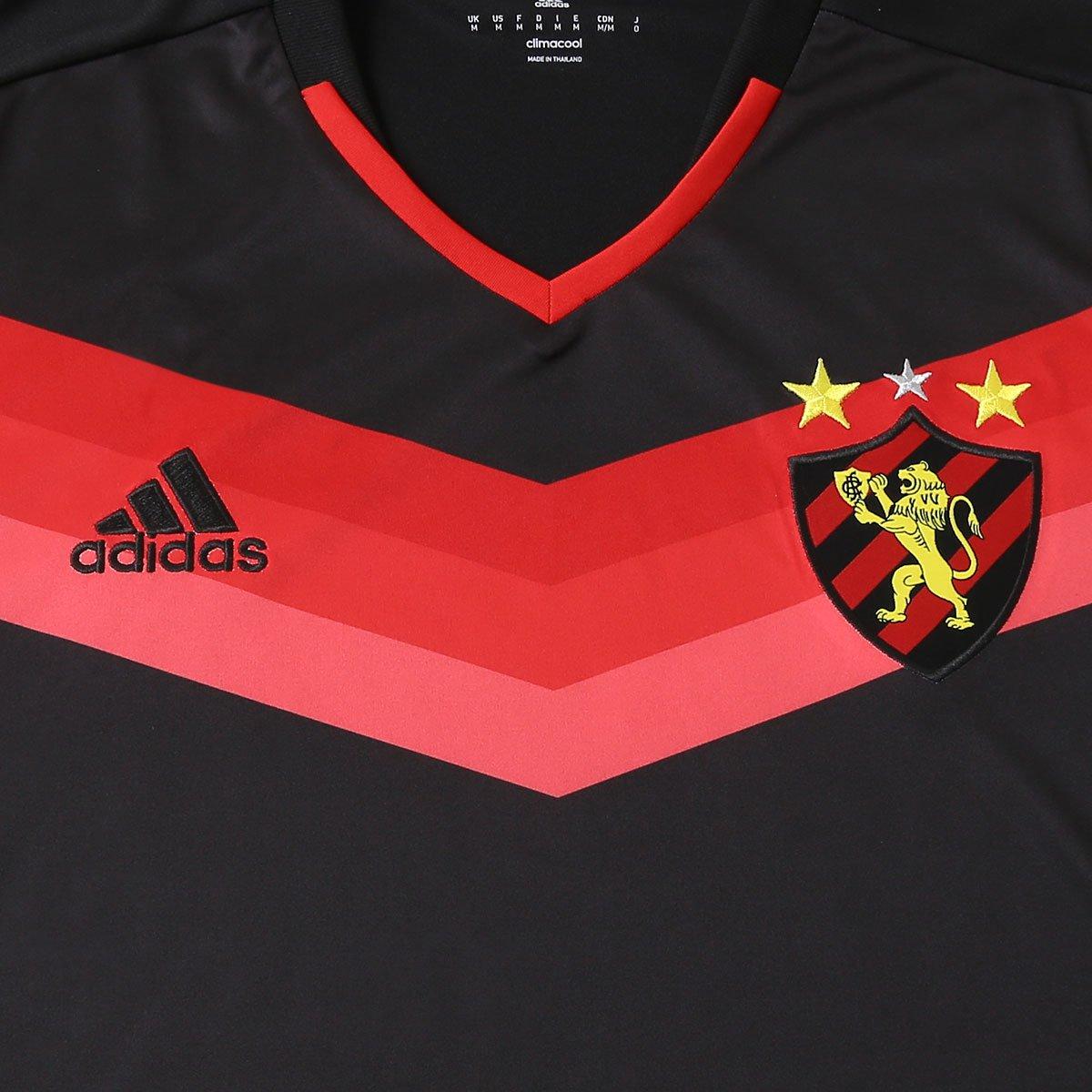 f88e12a1cf0a3 Camisa Adidas Sport Recife II 2016 s nº Torcedor Adidas Masculina ...