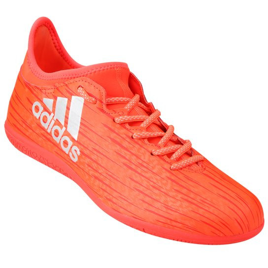 Chuteira Adidas X 16 3 IN Futsal - Compre Agora  bdd9b9129c860