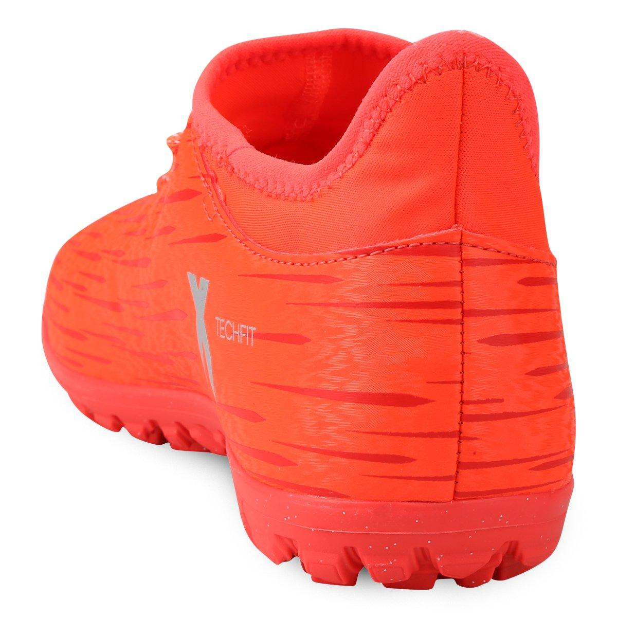 f82a302561 Chuteira Society Adidas X 16 3 TF