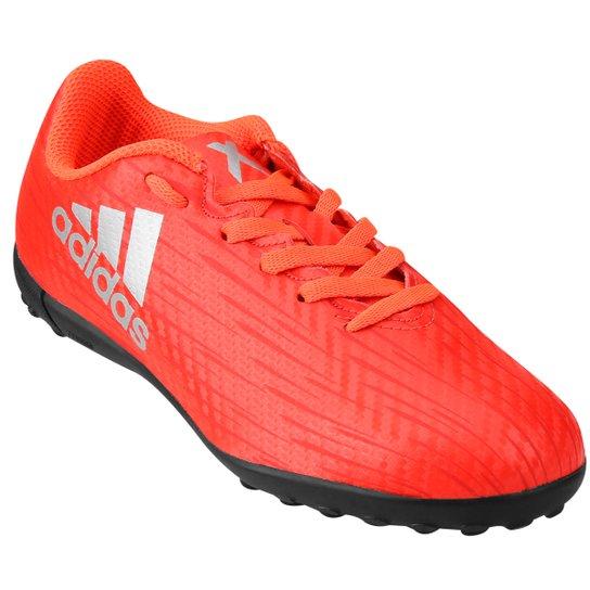 Chuteira Society Infantil Adidas X 16.4 TF - Compre Agora  f11dfba6b65ba