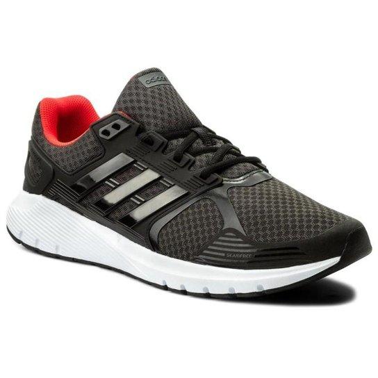 62cadd6a28772 Tênis Adidas Duramo 8 Masculino - Preto e Vermelho - Compre Agora ...