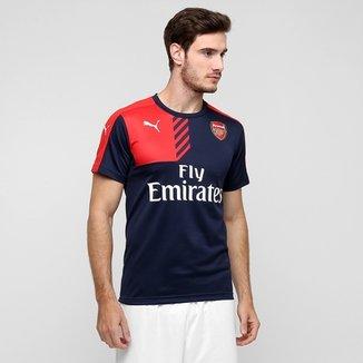 ed145853dae0c Camisa de Treino Arsenal 2015 Puma Masculina