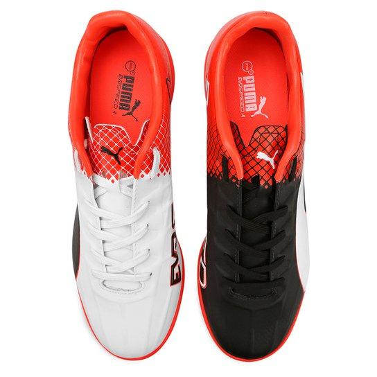edc6b657cd Chuteira Puma Evospeed 4.5 Tricks IT BDP Futsal - Compre Agora ...