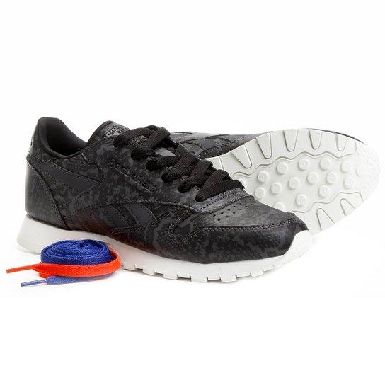 c5ad6e89f3591 Tênis Reebok Classic Lthr Snake - Compre Agora