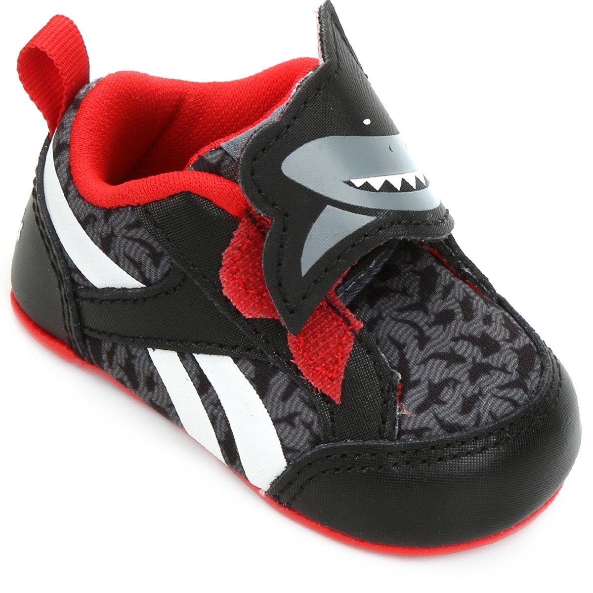 Tênis Infantil Reebok  Tubarão Vtrflex Critter
