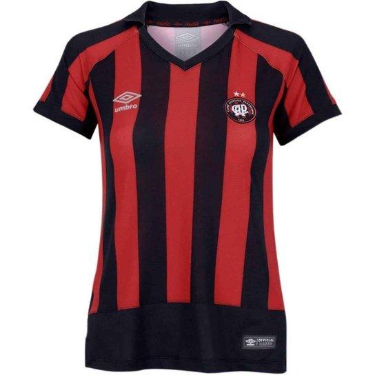 7eee335da2 Camisa Feminina Umbro Athletico Paranaense I 2016 - Compre Agora ...
