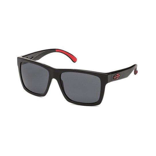 3f909c3f70fac Oculos Sol Mormaii San Diego - Preto e Vermelho - Compre Agora ...