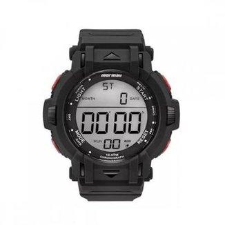 5a42b3fa5f7 Relógio Mormaii Digital MOM08111B8A