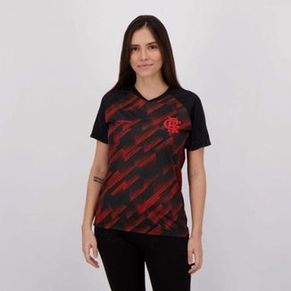 Compre Camiseta do Flamengo Feminina Online  dd41f3106b2cb