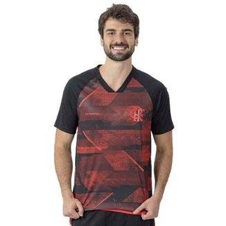 a2d6d03748bd5 Camisa Flamengo Blade Braziline Masculina